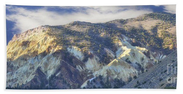 Big Rock Candy Mountains Beach Towel