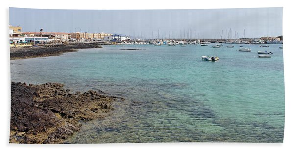 Corralejo Beach Towel