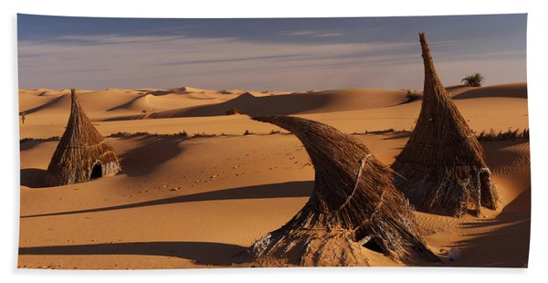Desert Luxury Beach Towel