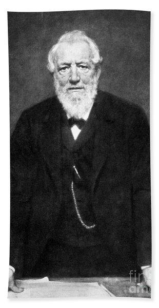 Emil Du Bois-reymond, German Physician Beach Towel