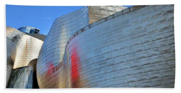 Guggenheim Museum Bilbao - 3 Beach Towel