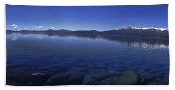 Lake Tahoe Beach Sheet