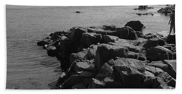 Oceanside Beach Beach Towel