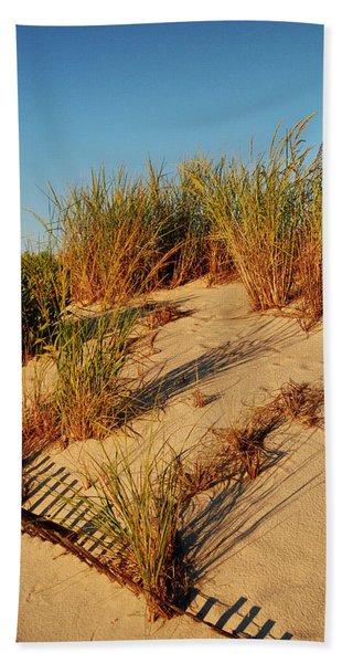 Sand Dune II - Jersey Shore Beach Towel