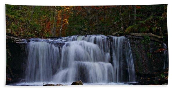 Waterfall Svitan Beach Towel