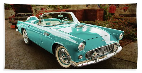 1956 Ford Thunderbird 5510.04 Beach Sheet