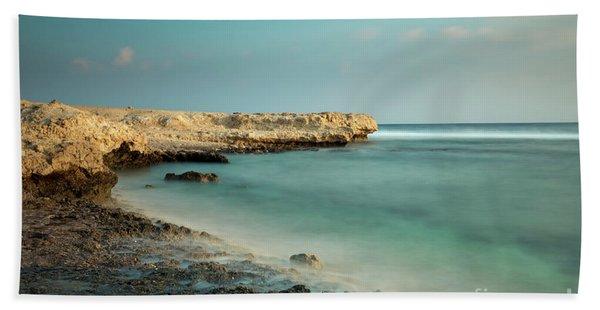 Coral Coast Beach Towel