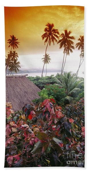 Fiji, Kadavu Island Beach Towel