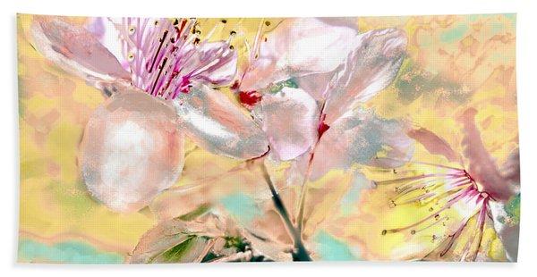 Flores De Primavera Beach Towel