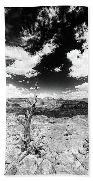 Grand Canyon Landscape Beach Towel