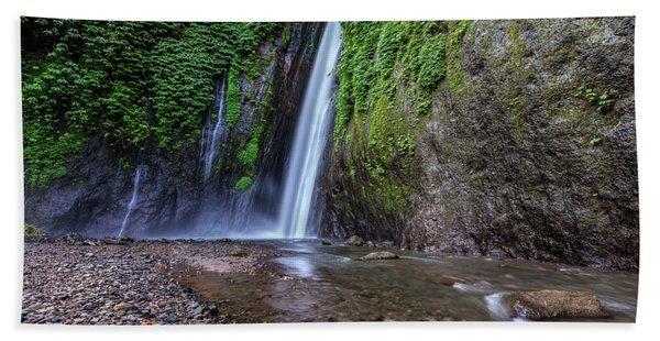 Munduk Waterfall - Bali Beach Towel