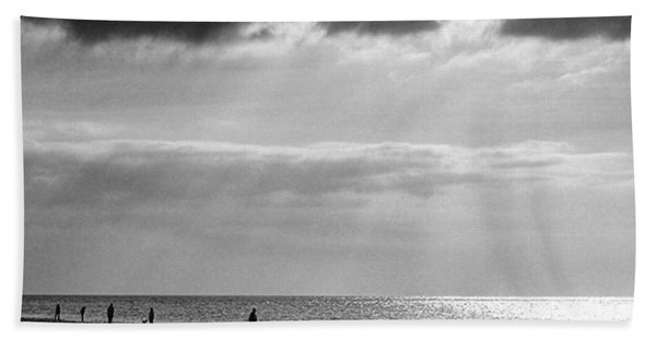 Old Hunstanton Beach, Norfolk Beach Towel