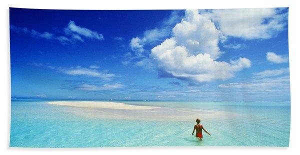 Tahiti, Bora Bora Beach Towel