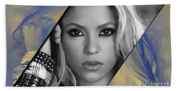 Shakira Collection Beach Towel