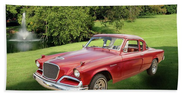 1956 Studebaker Power Hawk 5543.03 Beach Sheet