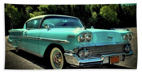 1958 Chevrolet Impala Beach Sheet