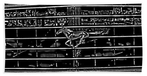 1977 Mustang Grill Beach Sheet
