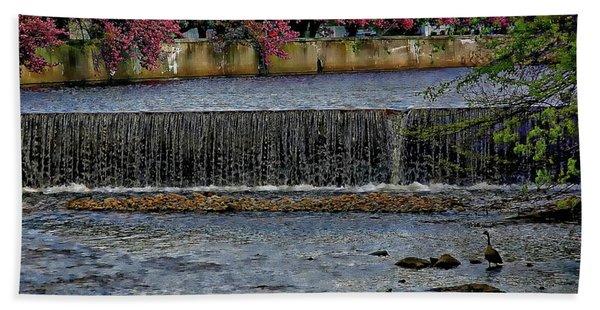 Mill River Park Beach Towel