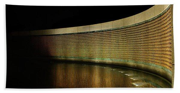 World War II Memorial - Stars Beach Towel