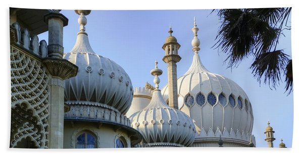 Royal Pavilion Brighton Beach Towel