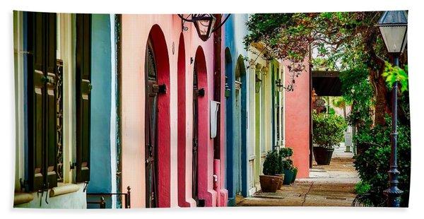Charleston Beach Sheet