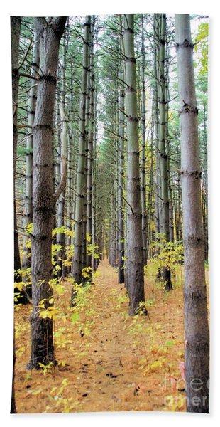A Pines Army Beach Sheet