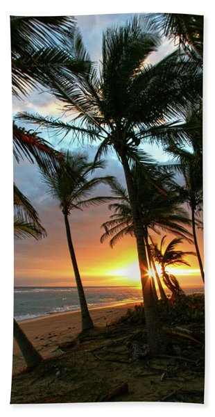 A Place I Know Beach Towel