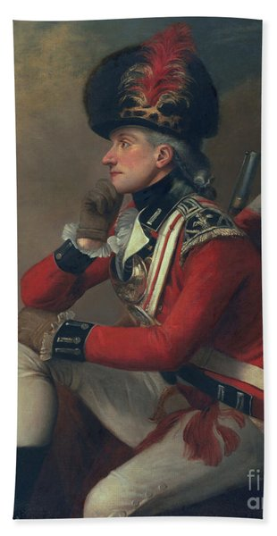 A Soldier Called Major John Andre Beach Towel