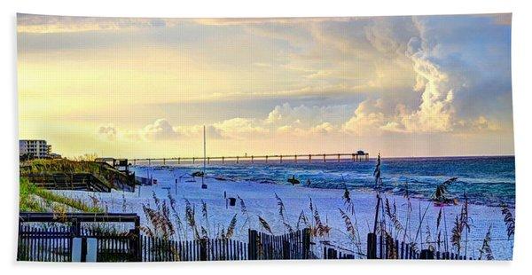 A Taste Of Heaven Beach Towel