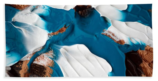 Abstract C010816 Beach Towel