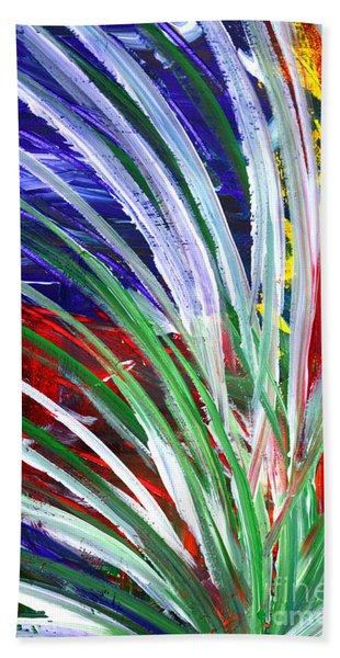 Abstract Series C1015bp Beach Towel