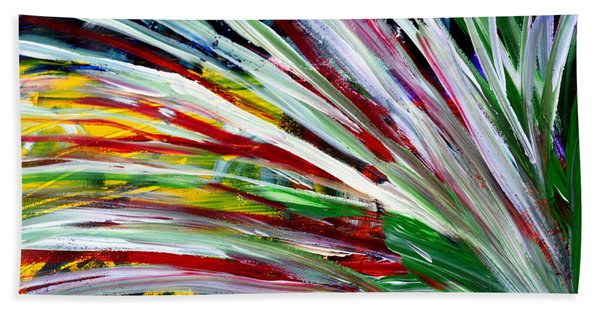 Abstract Series C1015cl Beach Towel