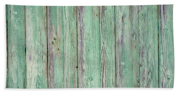 Aged Wood Beach Sheet