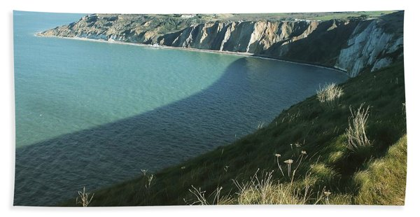 Alum Bay, Isle Of Wight Beach Towel