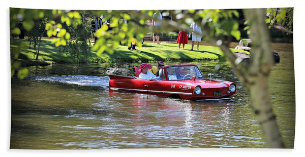 Amphicar Swimming Beach Towel