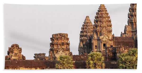 Angkor Wat 19 Beach Towel