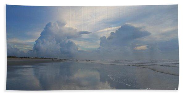 Another World Beach Towel