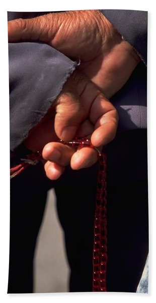 Photograph - Armenian Prayer Beads by Travel Pics