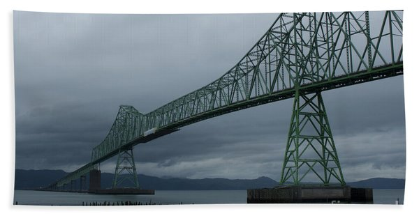 Astoria Bridge Beach Sheet