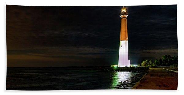 Barnegat Lighthouse Beach Towel