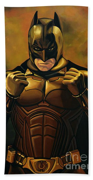 Batman The Dark Knight  Beach Towel