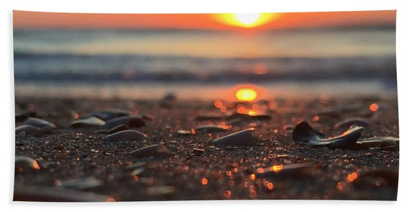 Beach Glow Beach Towel