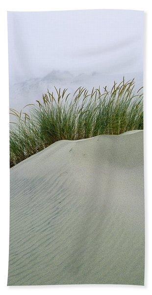 Beach Grass And Dunes Beach Towel