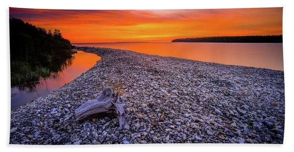 Beach Road Beach Towel