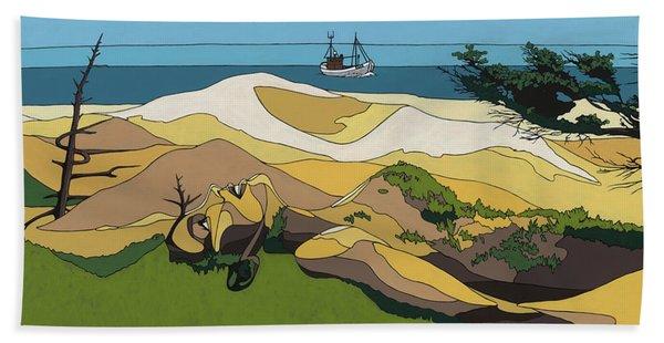 Beaches Beach Sheet