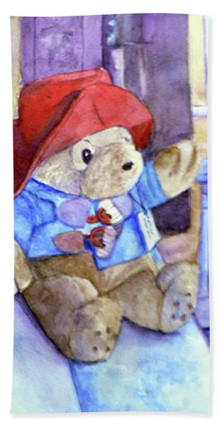 Bear In Venice Beach Sheet