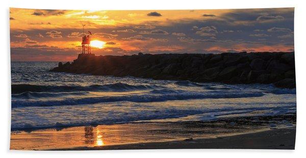 Beautiful Morning Beach Towel
