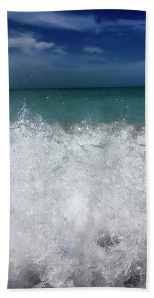 Beckon Beach Towel