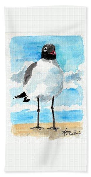 Bird Legs Beach Sheet