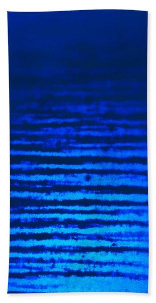 Blue Sea Dream Beach Towel